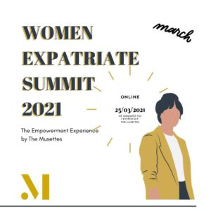 The Musettes - Women Expatriate Summit