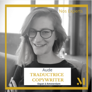 The Musettes - Traductrice, copywriter - Nos Experts